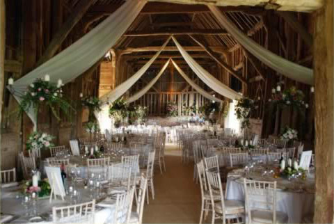 Suffok Barn is the ideal location for wedding receptions and other social events